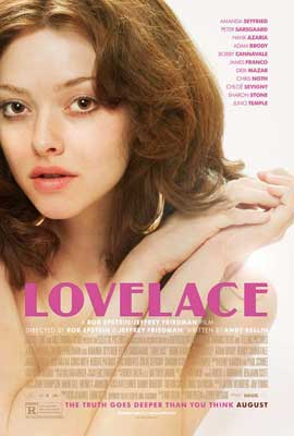 Lovelace - 11 x 17 Movie Poster - Style A