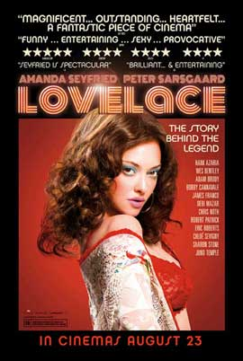 Lovelace - 27 x 40 Movie Poster - UK Style A