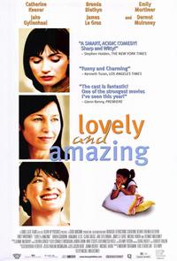 Lovely & Amazing - 11 x 17 Movie Poster - Style B
