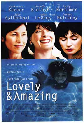 Lovely & Amazing - 27 x 40 Movie Poster - Style A