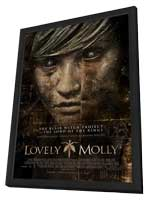 Lovely Molly - 11 x 17 Movie Poster - Style A - in Deluxe Wood Frame
