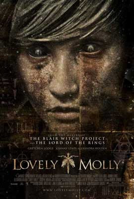 Lovely Molly - 11 x 17 Movie Poster - Style A