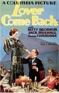 Lover Come Back - 43 x 62 Movie Poster - Bus Shelter Style A