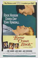 Lover Come Back - 27 x 40 Movie Poster - Style A