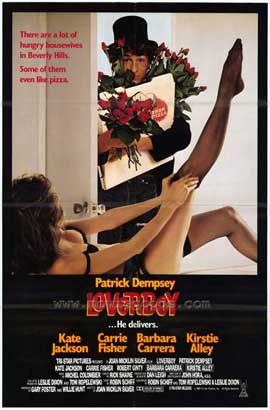 Loverboy - 11 x 17 Movie Poster - Style A