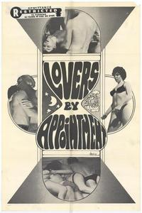 Lovers by Appointment - 27 x 40 Movie Poster - Style A