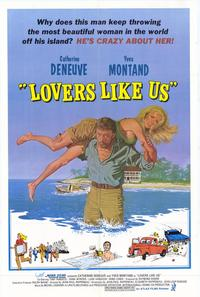 Lovers Like Us - 27 x 40 Movie Poster - Style A