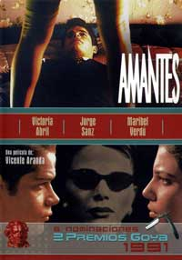 Lovers - 11 x 17 Movie Poster - Spanish Style B