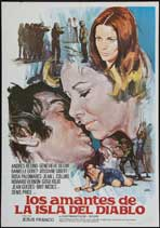 Lovers of Devil's Island - 11 x 17 Movie Poster - Spanish Style A
