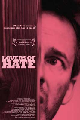 Lovers of Hate - 43 x 62 Movie Poster - Bus Shelter Style A