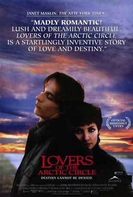 Lovers of the Arctic Circle - 11 x 17 Movie Poster - Style A