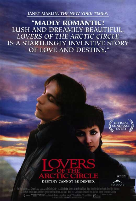 Lovers Of The Arctic Circle Movie Posters From Movie
