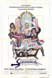 Loves & Times of Scaramouche - 11 x 17 Movie Poster - Style A
