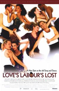 Love's Labour's Lost - 11 x 17 Movie Poster - Style A