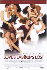 Love's Labour's Lost - 43 x 62 Movie Poster - Bus Shelter Style A
