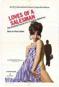 Loves of a Salesman - 11 x 17 Movie Poster - Style A
