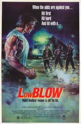 Low Blow - 27 x 40 Movie Poster - Style B