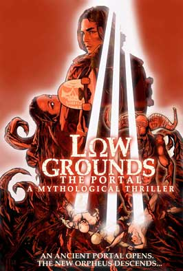 Low Grounds: The Portal - 43 x 62 Movie Poster - Bus Shelter Style A