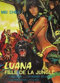 Luana, the Girl Tarzan - 43 x 62 Movie Poster - French Style A