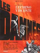Luchino Visconti's The Damned - 27 x 40 Movie Poster - French Style A
