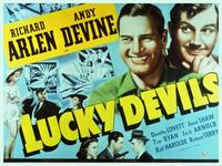 Lucky Devils - 11 x 14 Movie Poster - Style A
