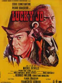 Lucky Jo - 11 x 17 Movie Poster - French Style A