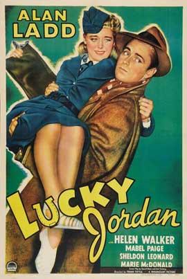 Lucky Jordan - 27 x 40 Movie Poster - Style B