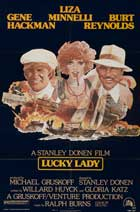Lucky Lady - 27 x 40 Movie Poster - Style B