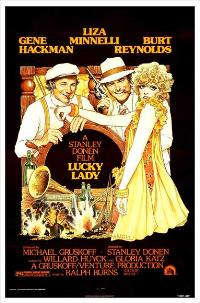 Lucky Lady - 27 x 40 Movie Poster - Style A
