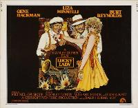 Lucky Lady - 30 x 40 Movie Poster UK - Style A