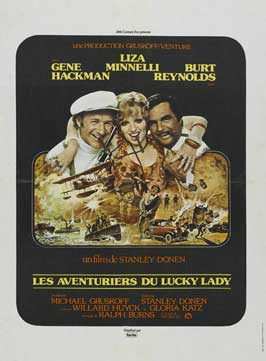 Lucky Lady - 27 x 40 Movie Poster - French Style A