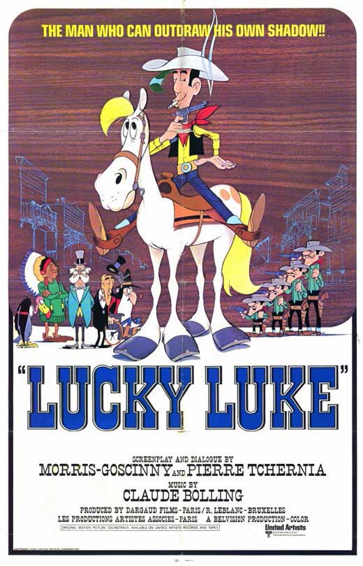 lucky luke film