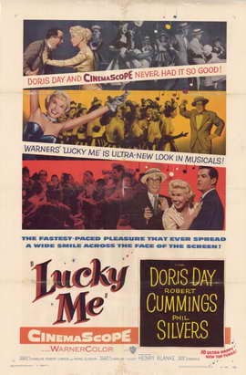 Lucky Me - 11 x 17 Movie Poster - Style A