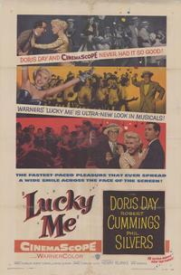 Lucky Me - 43 x 62 Movie Poster - Bus Shelter Style A