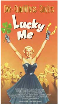 Lucky Me - 27 x 40 Movie Poster - Style B