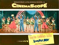Lucky Me - 11 x 14 Movie Poster - Style A