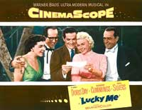 Lucky Me - 11 x 14 Movie Poster - Style B