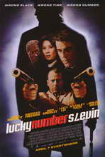 Lucky Number Slevin - 11 x 17 Movie Poster - Style B