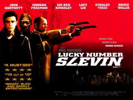Lucky Number Slevin - 11 x 17 Movie Poster - Style A