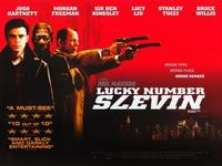 Lucky Number Slevin - 30 x 40 Movie Poster - Style A