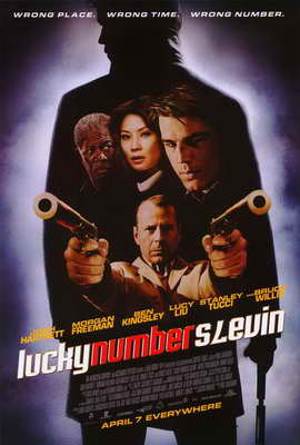 Lucky Number Slevin - 27 x 40 Movie Poster - Style A