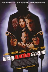 Lucky Number Slevin - 43 x 62 Movie Poster - Bus Shelter Style A