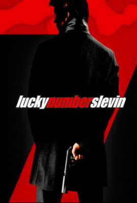Lucky Number Slevin - 27 x 40 Movie Poster - Style C