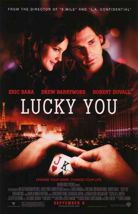 Lucky You - 11 x 17 Movie Poster - Style B