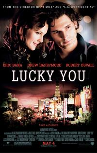Lucky You - 11 x 17 Movie Poster - Style C
