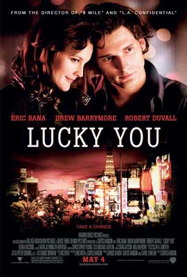 Lucky You - 27 x 40 Movie Poster - Style E