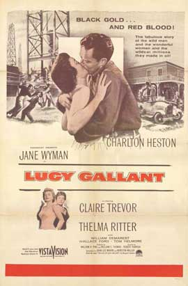 Lucy Gallant - 11 x 17 Movie Poster - Style A