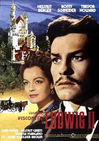 Ludwig - 11 x 17 Movie Poster - German Style A