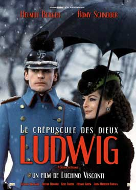 Ludwig - 11 x 17 Movie Poster - French Style B