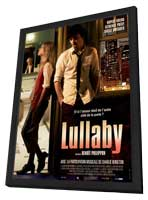 Lullaby for Pi - 11 x 17 Movie Poster - French Style A - in Deluxe Wood Frame